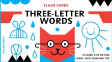 Bright Sparks Flash Cards : Three-letter Words