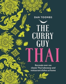 The Curry Guy Thai, Hardback Book
