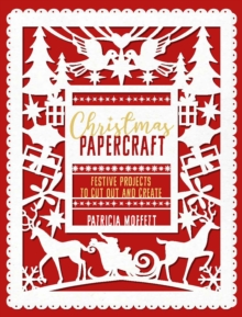Christmas Papercraft, Mixed media product Book