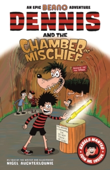 Dennis and the Chamber of Mischief, Paperback Book