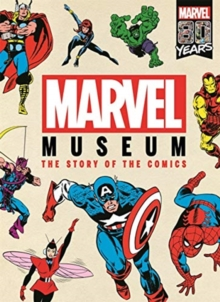 Marvel Museum, Hardback Book