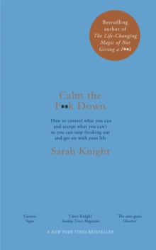 Calm the F**k Down, Hardback Book