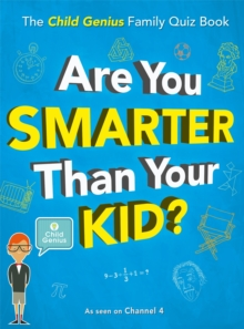 Are You Smarter Than Your Kid?, Hardback Book