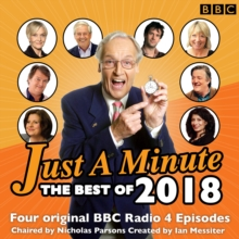 Just a Minute: Best of 2018 : 4 episodes of the much-loved BBC Radio comedy game
