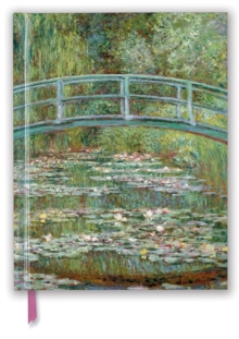 Claude Monet: Bridge over a Pond for Water Lilies (Blank Sketch Book), Notebook / blank book Book