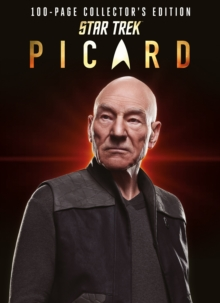 Star Trek: Picard Official Collector's Edition, Hardback Book