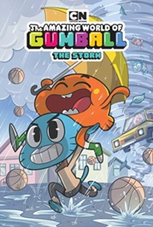 Amazing World of Gumball: The Storm, Paperback / softback Book
