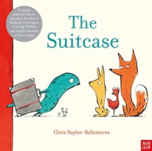 The Suitcase, Hardback Book