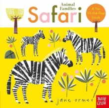 Animal Families: Safari, Board book Book