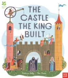 National Trust: The Castle the King Built, Paperback / softback Book