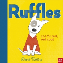 Ruffles and the Red, Red Coat, Hardback Book