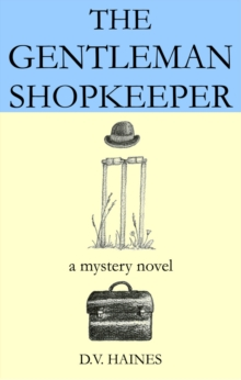 The Gentleman Shopkeeper : A Mystery Novel, Paperback / softback Book