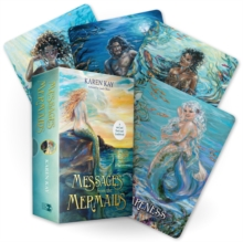 Messages from the Mermaids : A 44-Card Deck and Guidebook, Cards Book