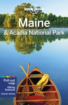 Lonely Planet Maine & Acadia National Park, Paperback / softback Book