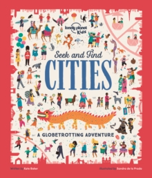 Seek and Find Cities, Paperback / softback Book