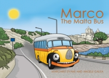 Marco the Malta Bus, Paperback Book