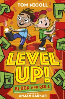 Level Up: Block and Roll, Paperback / softback Book
