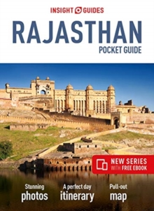 Insight Guides Pocket Rajasthan (Travel Guide with Free eBook), Paperback / softback Book