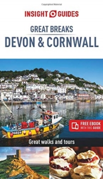 Insight Guides Great Breaks Devon & Cornwall (Travel Guide with Free eBook), Paperback / softback Book