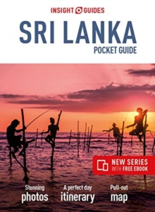 Insight Guides Pocket Sri Lanka (Travel Guide with Free eBook), Paperback / softback Book