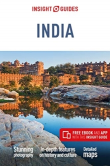 Insight Guides India (Travel Guide with Free eBook), Paperback / softback Book