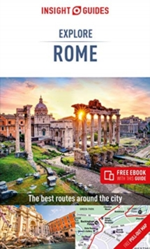 Insight Guides Explore Rome (Travel Guide with Free eBook), Paperback / softback Book