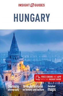 Insight Guides Hungary (Travel Guide with Free eBook), Paperback / softback Book