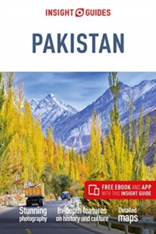 Insight Guides Pakistan (Travel Guide with Free eBook), Paperback / softback Book