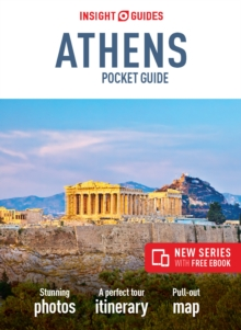 Insight Guides Pocket Athens (Travel Guide with Free eBook), Paperback / softback Book