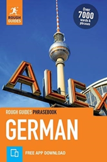 Rough Guides Phrasebook German (Bilingual dictionary)