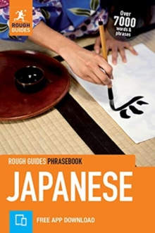 Rough Guides Phrasebook Japanese (Bilingual dictionary), Paperback / softback Book
