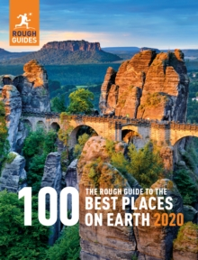 The Rough Guide to the 100 Best Places on Earth 2020, Hardback Book