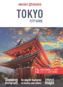 Insight Guides City Guide Tokyo (Travel Guide with Free eBook), Paperback / softback Book
