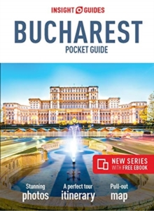 Insight Guides Pocket Bucharest (Travel Guide with Free eBook), Paperback / softback Book