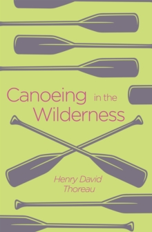 Canoeing in the Wilderness, Paperback / softback Book