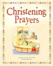 Christening Prayers, Hardback Book