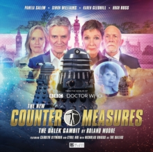 The New Counter-Measures: The Dalek Gambit, CD-Audio Book