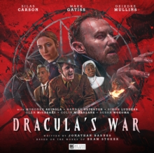 DRACULAS WAR, CD-Audio Book