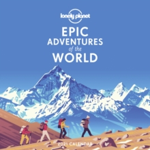 Epic Adventures Calendar 2021, Calendar Book