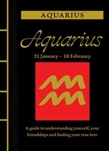 Aquarius, Hardback Book