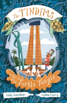 The Tindims and the Turtle Tangle, Paperback / softback Book