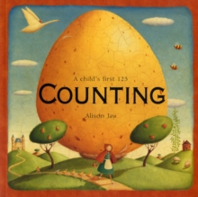 Counting : A Child's First 123, Paperback Book