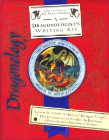 Dragonologists Writing Kit : From the Desk of Dr Ernest Drake, Mixed media product Book