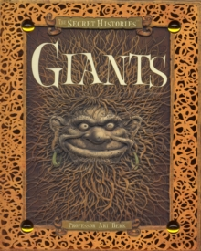 The Secret History of Giants, Hardback Book