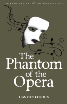 The Phantom of the Opera, Paperback Book