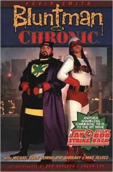 Bluntman and Chronic, Paperback Book