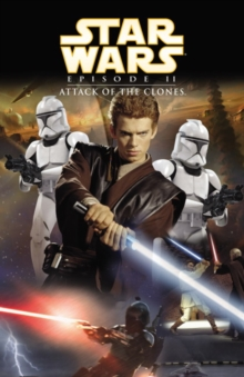 """Star Wars Episode II"" : Attack of the Clones, Paperback Book"