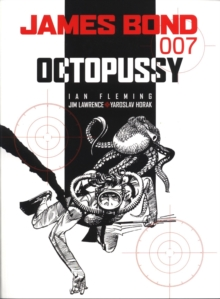 James Bond : Octopussy, Paperback Book
