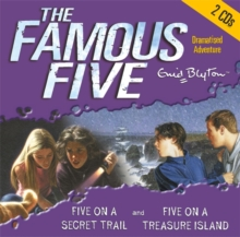 Famous Five: Five On Treasure Island & Five On a Secret Trail, CD-Audio Book