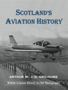 Scotland's Aviation History, Paperback Book